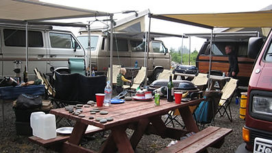 Westfalia Van Rentals in Montana
