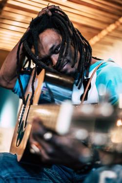 jamaca guitar player