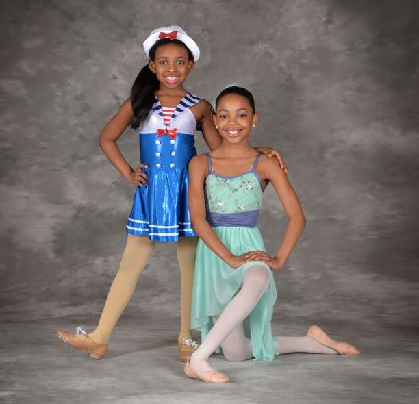 Dance portraits