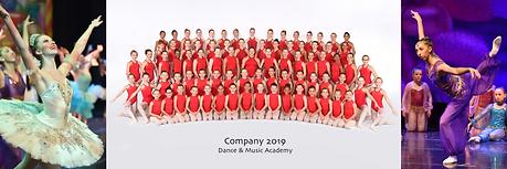 DMA Company dancers