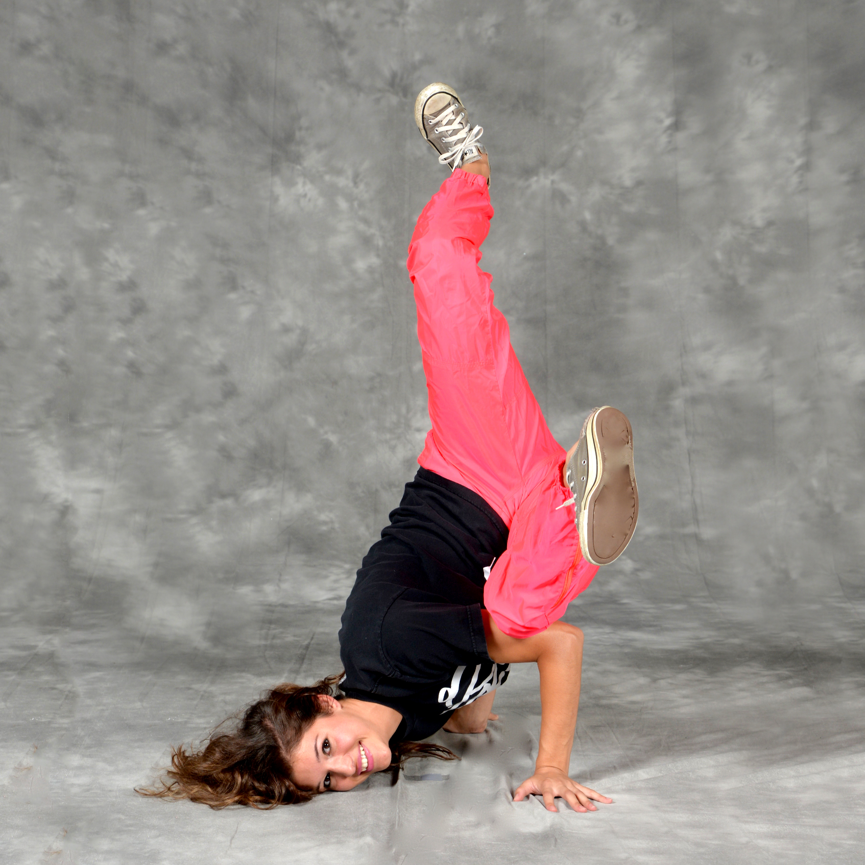 Cynthia - Dance & Acro Teacher