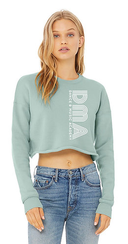 DMA Cropped Sweatshirt