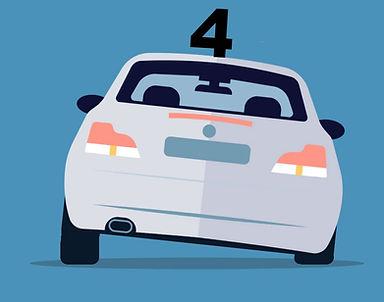 נהיגה ספורטיבית העברות משקל אחיזה