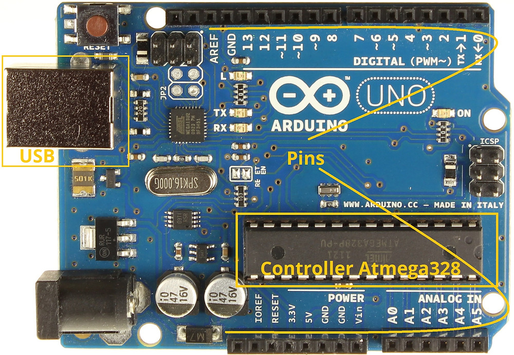 What is arduino
