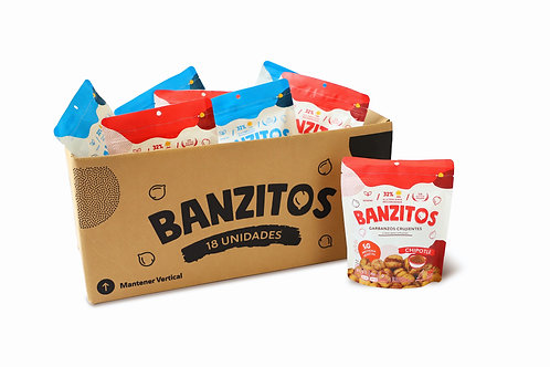 6 Pack Banzitos