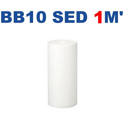 Cartucho BB10 PP sedimentos 1M