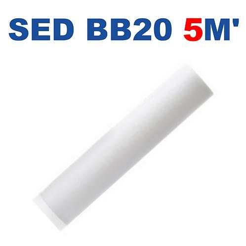Cartucho de sedimentos BB20 PP 5M