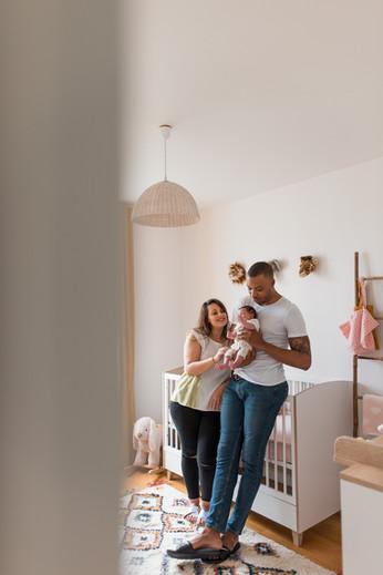 Laetitia Beraud Photographie | Photographe lifestyle maternité bébé nouveau-né naissance | Conflans Paris Yvelines Val d'Oise Hauts de Seine
