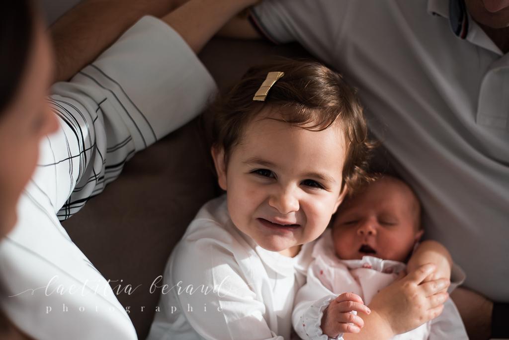 Séance photo Lifestyle nouveau-né bébé naissance à domicile | Conflans-Sainte-Honorine | Laetitia Beraud Photographie