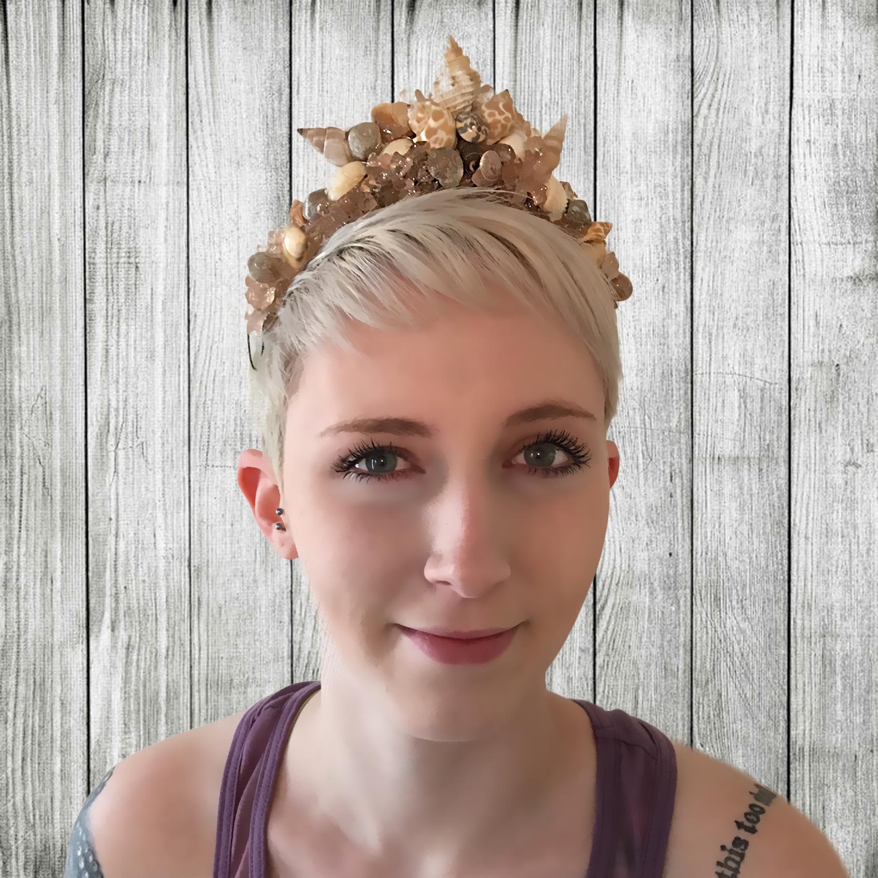 Mermaid Crowns for 6