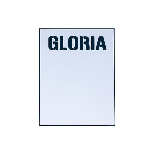 Stencil Personalized Stationery