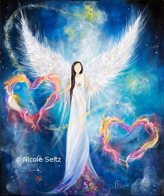 Engel der Seelenverbindungen