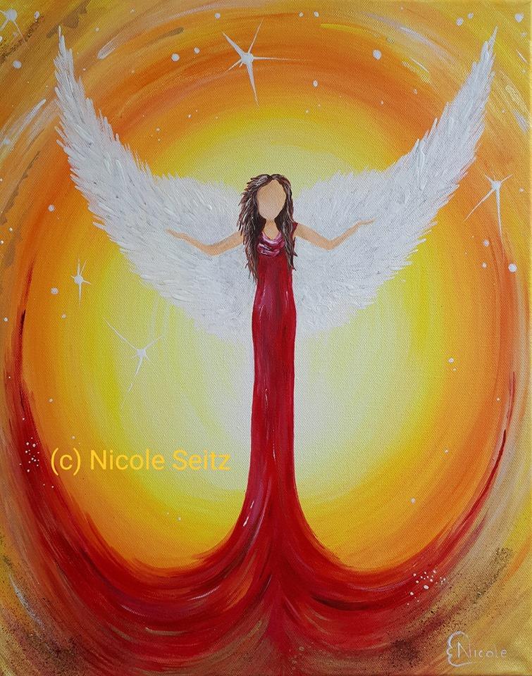 Engelliebe-Engel