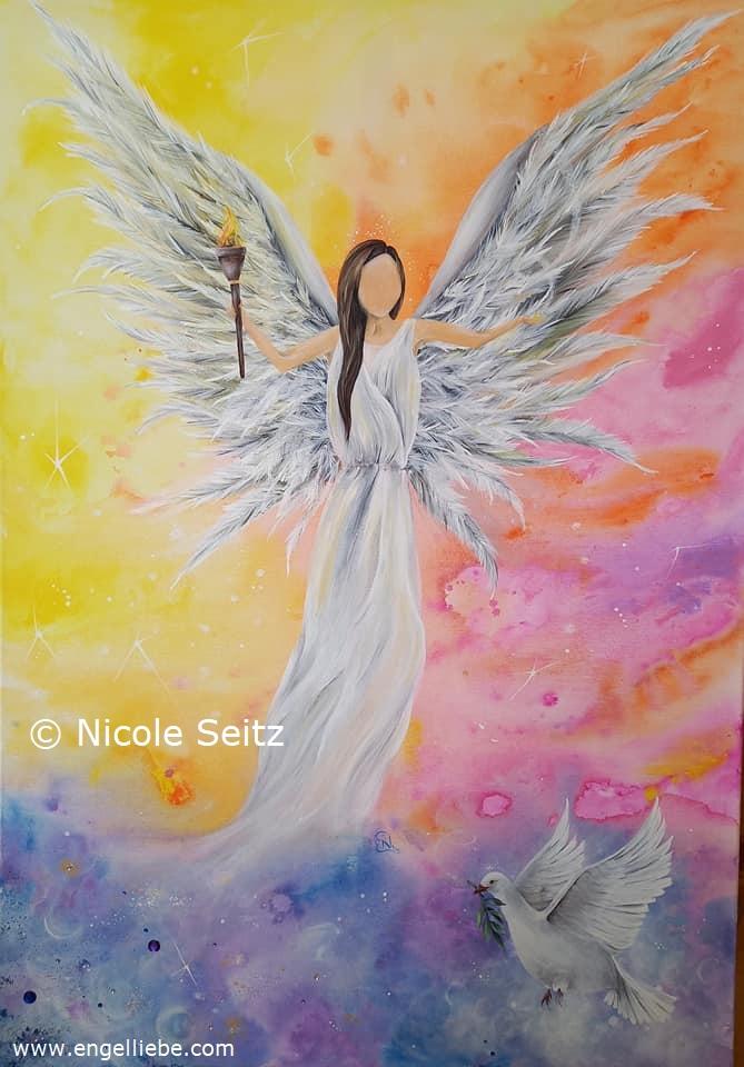 Engel für den Frieden