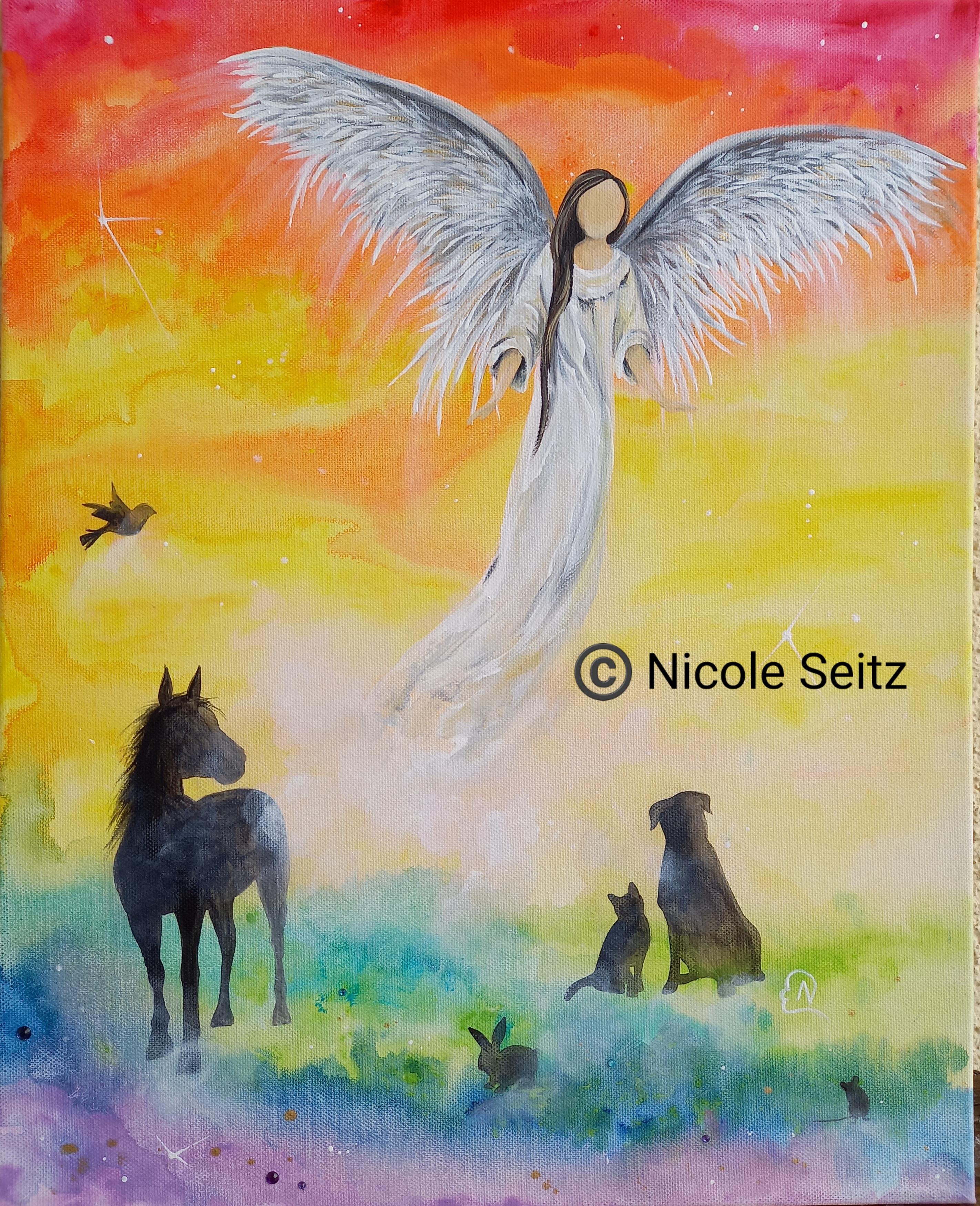 Engel der Tiere