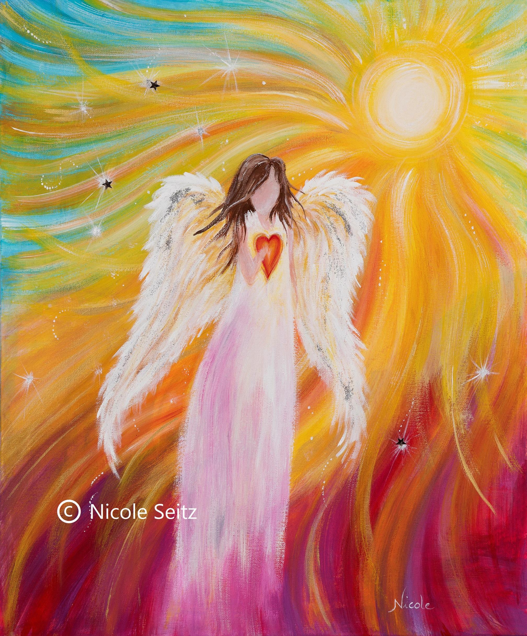 Engel der Herzensliebe