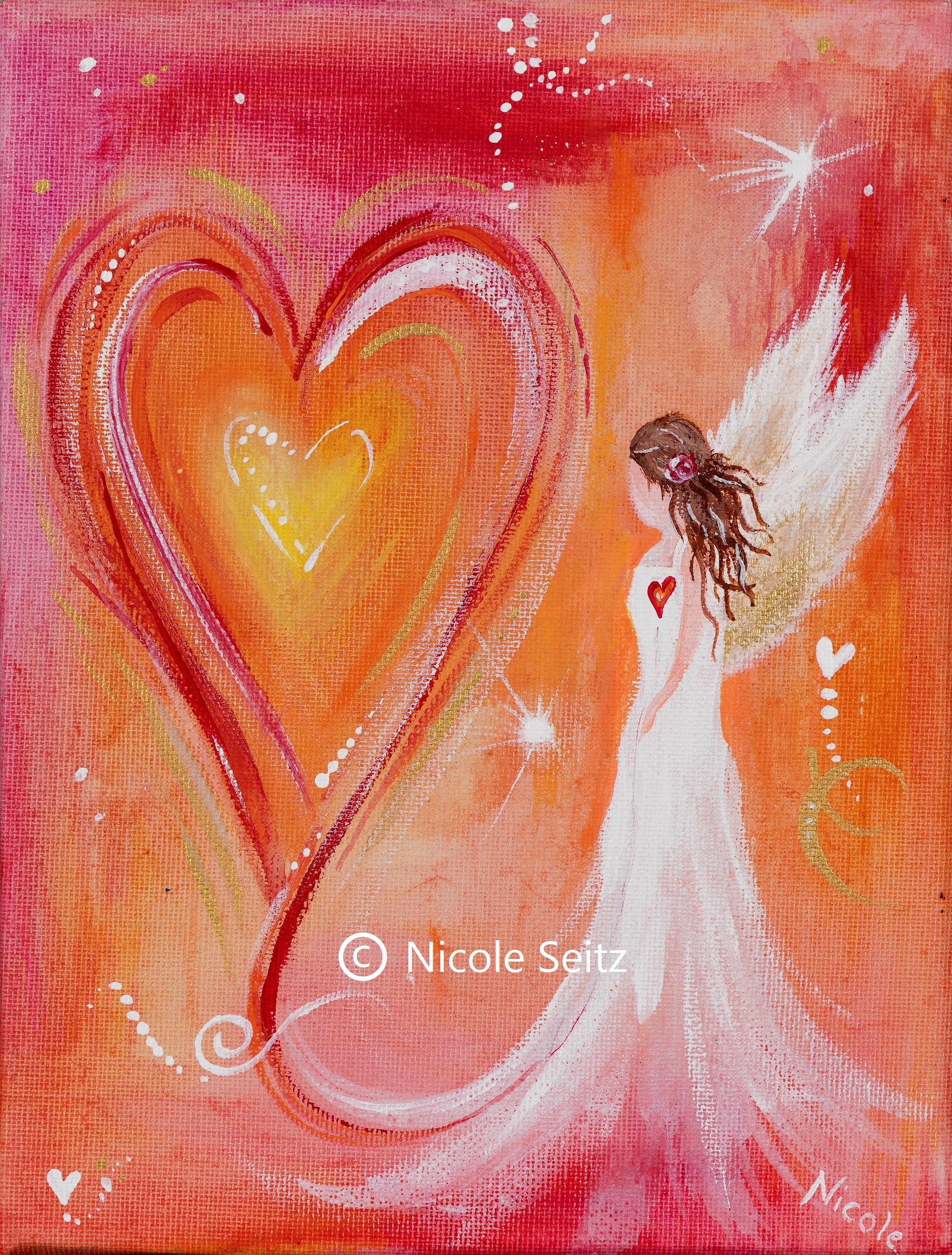 Engel der Herzensverbindung