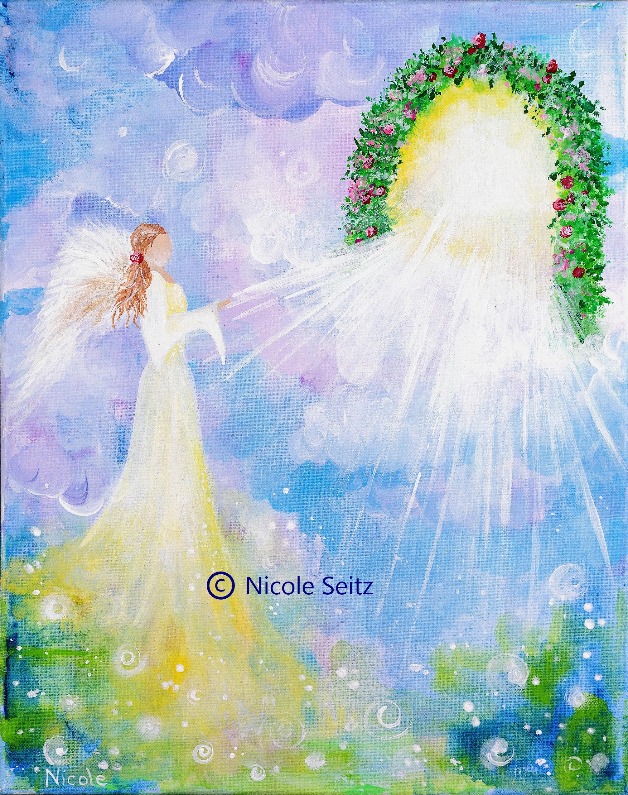 Engel der verlorenen Seelen