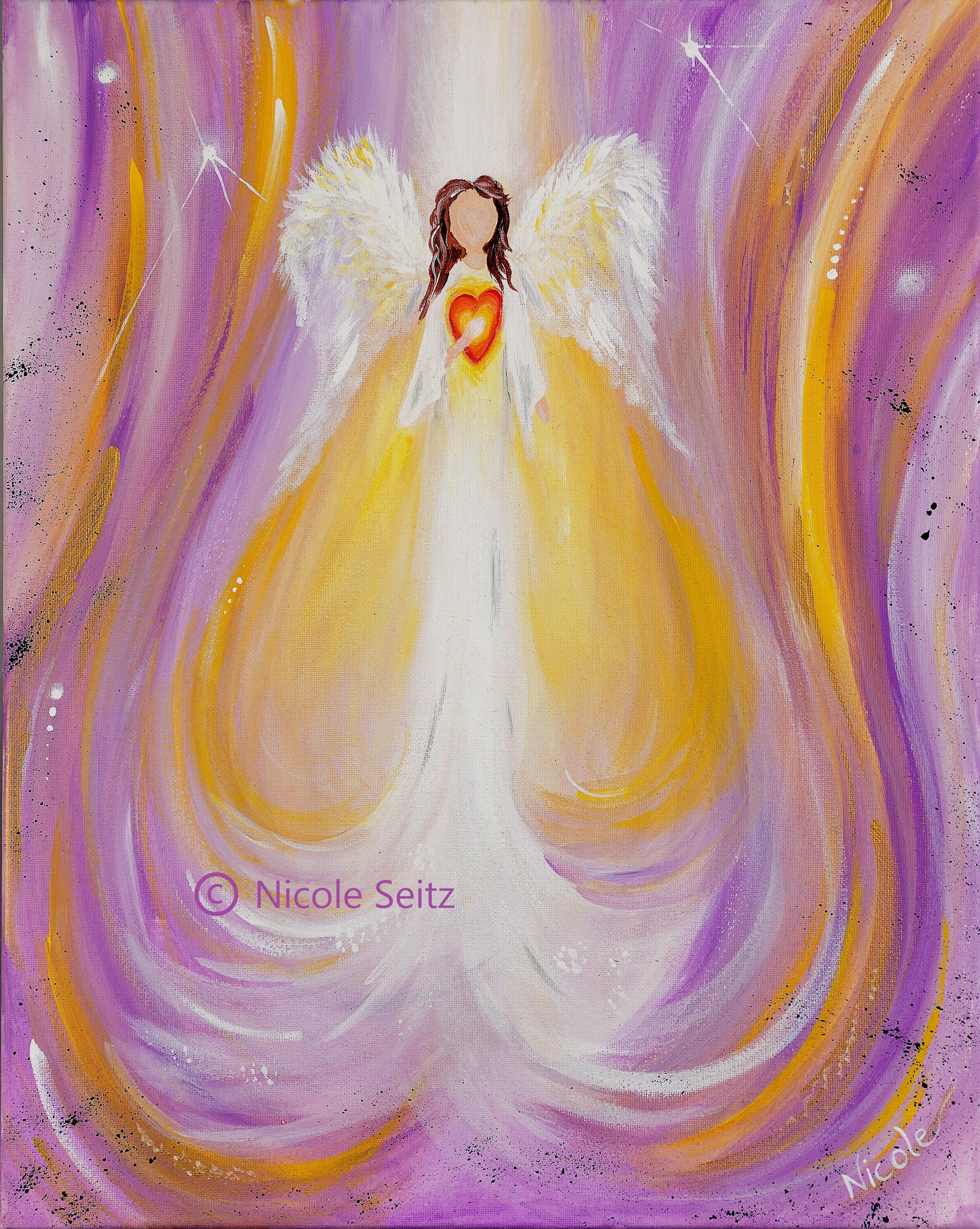 Engel für Hochsensible