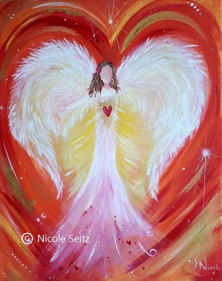 Engel der puren Liebe