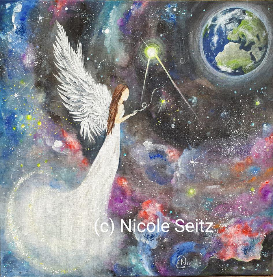 Engel der Wünsche und Visionen