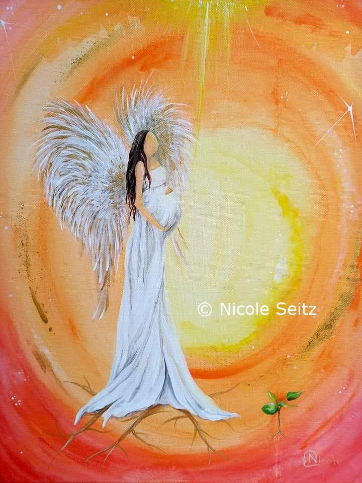 Engel des Neubeginns