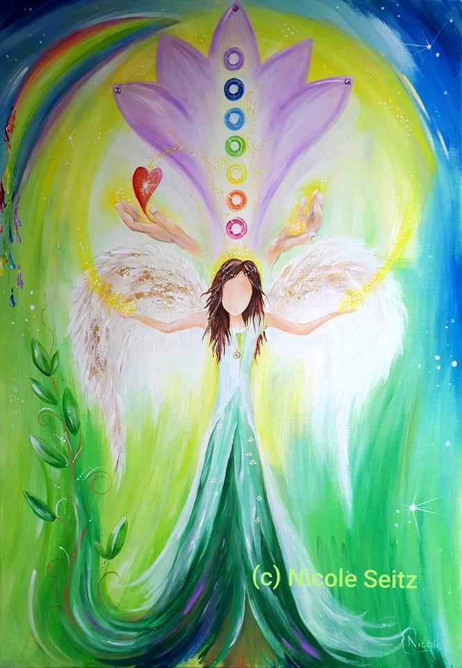 Engel der Heilung