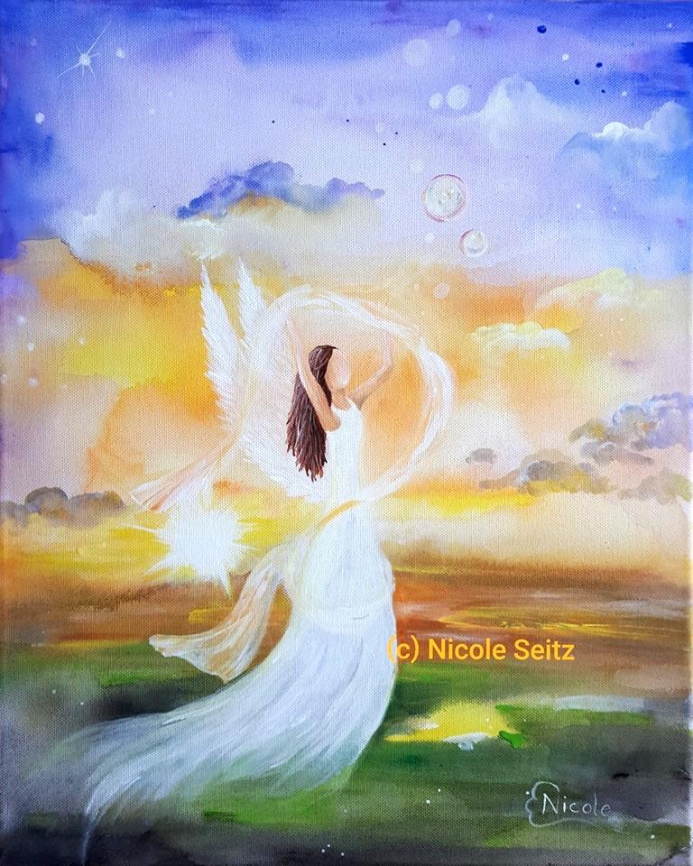 Engel des Loslassens