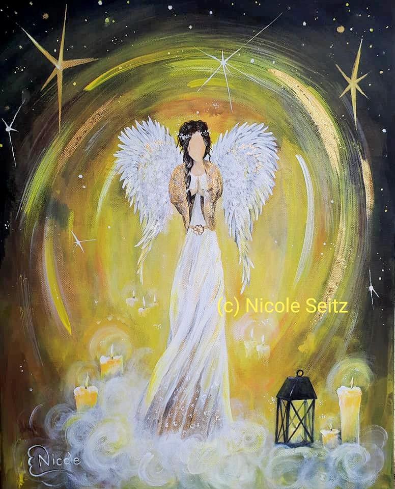 Engel der Stille