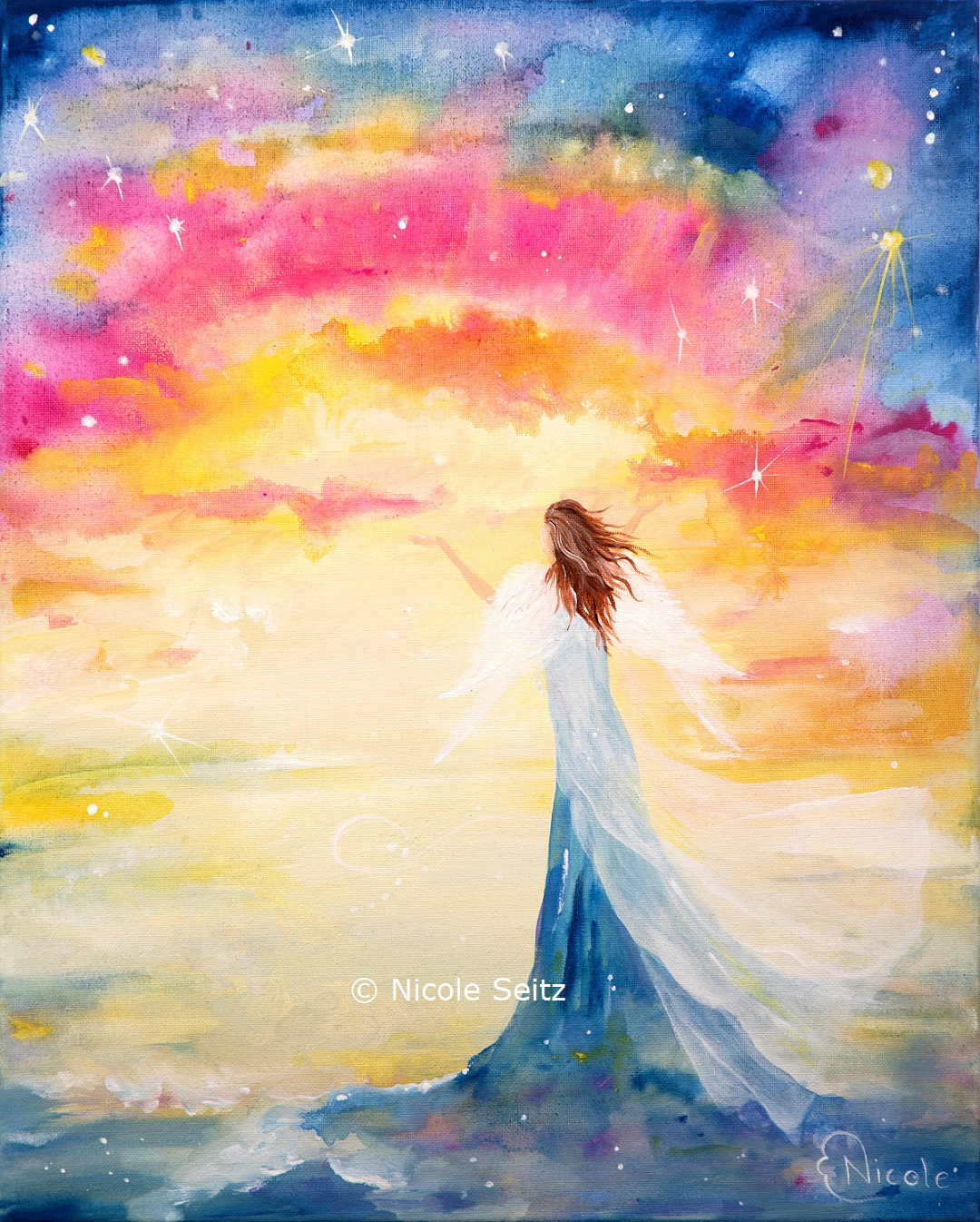 Engel der Träume