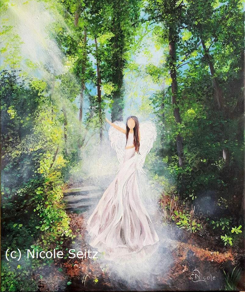 Engel des Weges