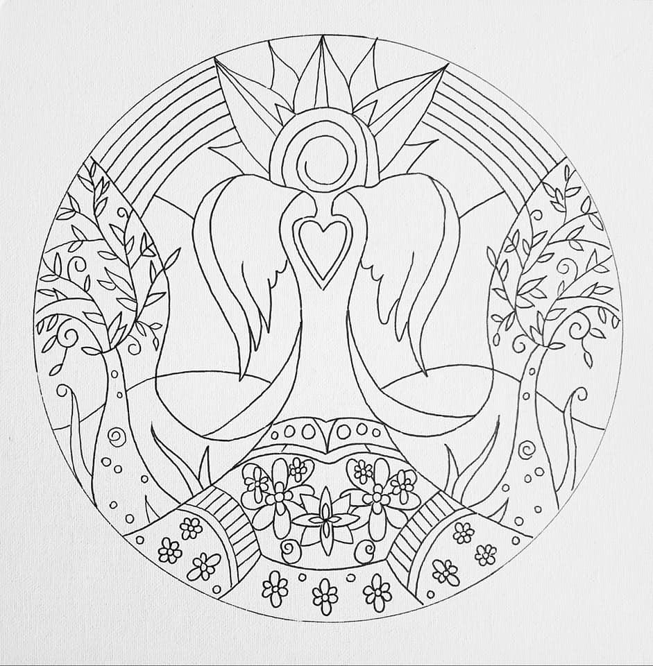 Engel-Mandala