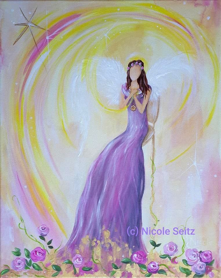 Engel der inneren Schönheit