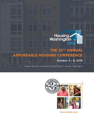 Housing Washington 2018 Program