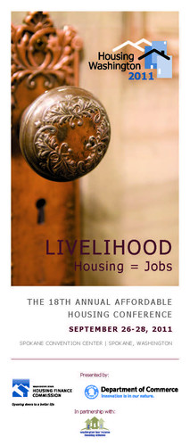 Housing Washington 2011 Program