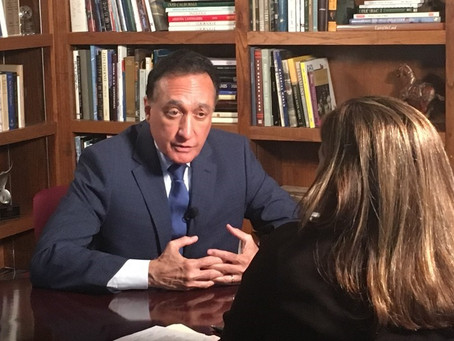 Henry Cisneros Speaks Out on Inequality Crisis