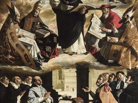 O desenvolvimento da doutrina cristã até o surgimento da Suma Teológica.