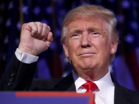Trump: 'Enxurrada de votos surpresa'