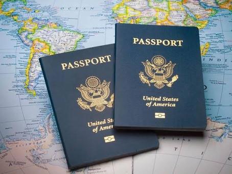 """Americanos ricos lutando para comprar """"passaportes dourados"""" para um segundo país."""