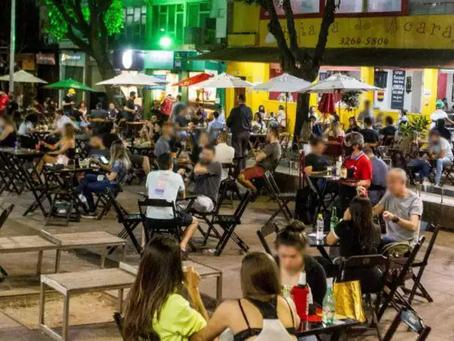 Justiça libera venda de bebidas em Belo Horizonte e prefeitura diz que irá recorrer.