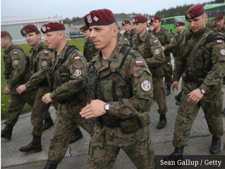 Polônia e Lituânia são alvo de ataque cibernético com intenção de minar a OTAN