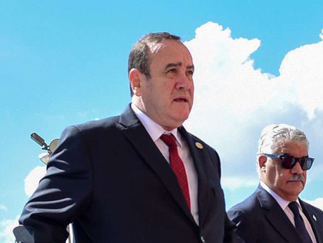 O presidente da Guatemala não permitirá que a Planned Parenthood funcione no país.