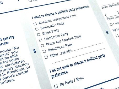 EUA: 8.000 pedidos de registro eleitoral fraudulentos em nome de moradores de rua em Los Angeles.