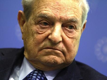 George Soros doou à Planned Parenthood $ 2.545.454 para eleger Joe Biden.