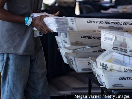 Eleições americanas: deputado republicano exige recontagem manual.