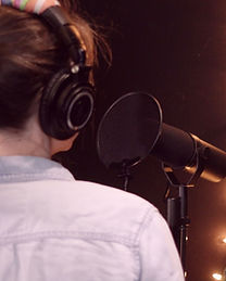 JESS FENTON RECORDS AUDIO AD