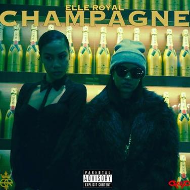 Champagne by Elle Royal