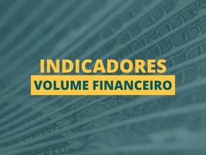 Indicadores: Volume Financeiro