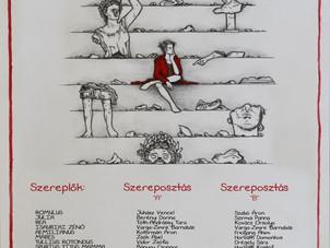 A nagy Romulus - 12.a osztályszíndarab