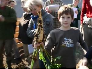 Legyen Erdőkert a Panelházak Között kertindító esemény